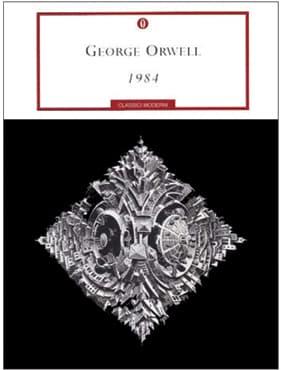 si stanno avverando le previsioni di George Orwell     Recensione Libro La mafia mi rende nervoso